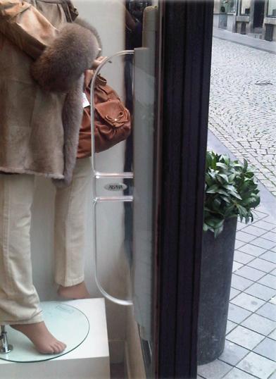 Nano Gate Store Entry